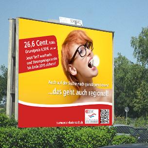 EEW_Stromkampagne_Plakatwand